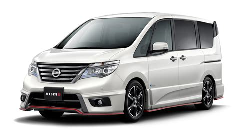 nissan serena nismo nissan serena performance package c26 01 2016