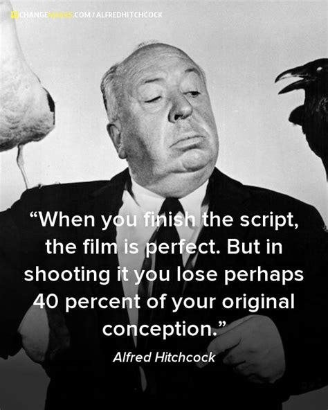 film director quotes inspiration hitchcock movie quotes quotesgram