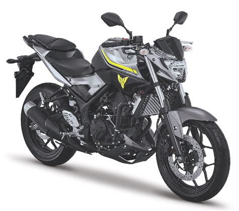 Yamaha Mt 25 Silver Otr Bandung warna dan grafis baru yamaha mt 25 harga tetap 47 jutaan