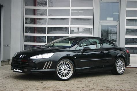 peugeot 407 coupe tuning peugeot 407 coupe tuning