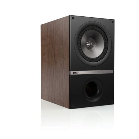 deals for kef q300ch bookshelf speaker pair cherry