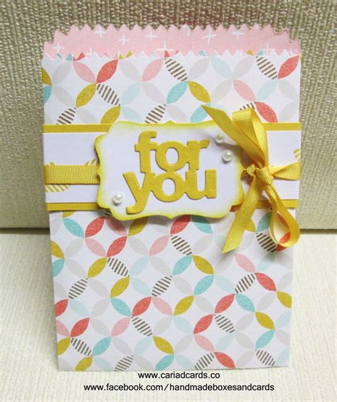 Handmade Treat Bags - 78 best stin up handmade cards by cariad cards images