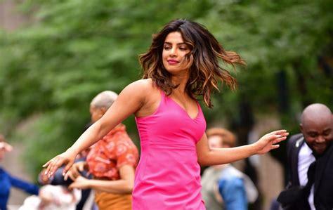 priyanka chopra dance in ny exclusive priyanka chopra dancing on the streets of new york