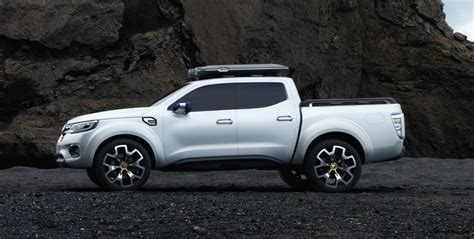renault australia renault alaskan australia arm talks ute plans photos