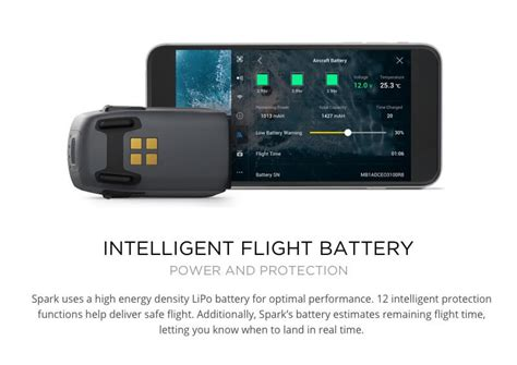 Dji Spark Baterai dji launches the spark a breakthrough palm sized drone