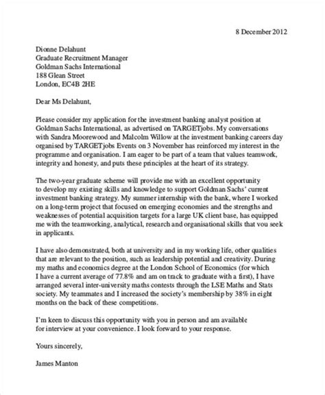 cover letter to goldman sachs how to write a cover letter goldman sachs