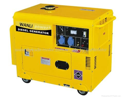 Genset 1 5kva 5kva diesel genset with ats sup 5 wonderful china