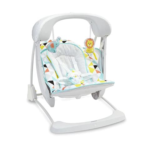 take along baby swing fisher price deluxe take along swing windmill swings