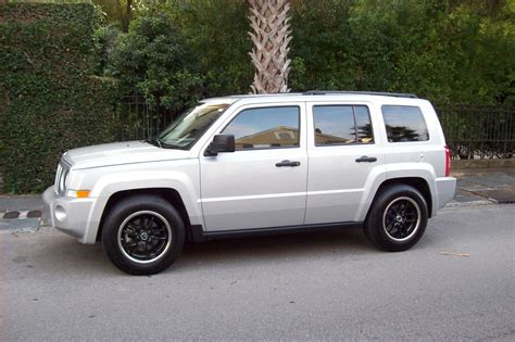white jeep patriot 2008 jeeppatriot 2008 jeep patriot specs photos modification