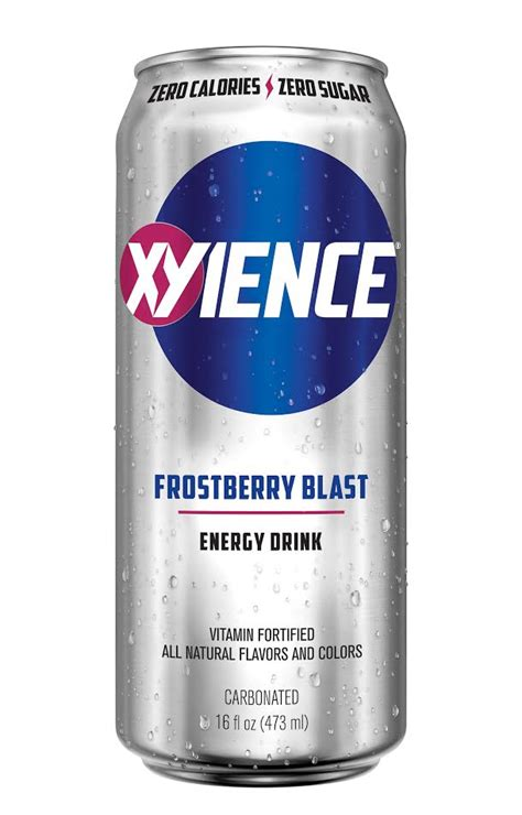 energy drink xyience xyience energy drink launches quot fuel your patriotism