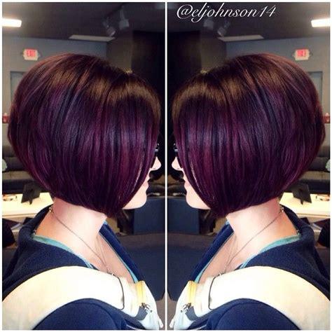 elderly hair styles with purpke 17 best ideas about dark purple hair on pinterest plum