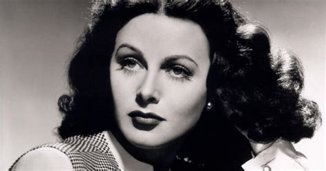 who was the first actress in a star is born hedy lamarr movie star inventor of wifi cbs news