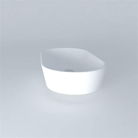 ideal standard sink ideal standard sink k0745 tonic series free 3d model max