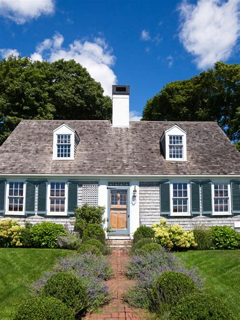 capecod house outfit your home s exterior hgtv