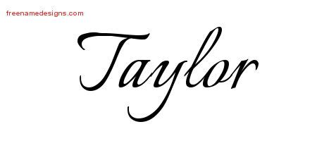 taylor archives free name designs