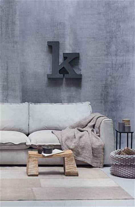 feng shui sofa concrete walls white decor and grey on pinterest
