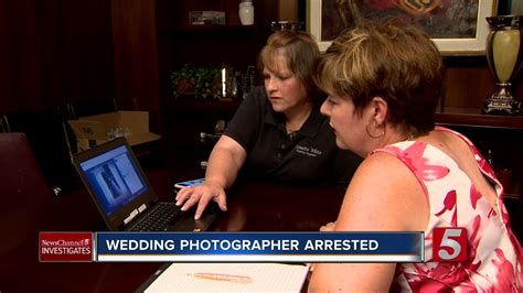 Wedding Arrested by Wedding Photographer Arrested On Charges