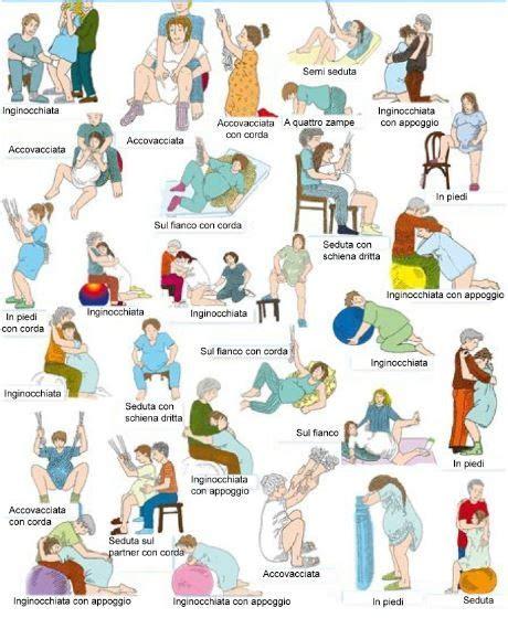 posizioni a letto per fare l le posizioni travaglio attivo il melograno centro
