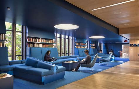 interior design library julian street library at princeton university architizer