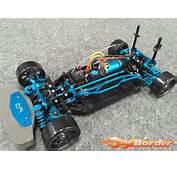 Tamiya TT 02 Adjustable Front Upper Arm Blue Alu 800717