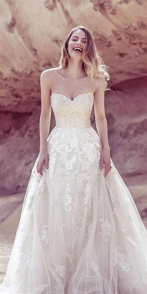 Strapless Wedding Dresses by Best 25 Strapless Wedding Dresses Ideas Only On
