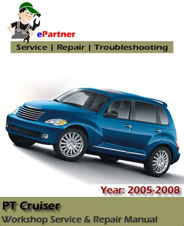 car repair manuals download 2008 chrysler pt cruiser lane departure warning pt cruiser factory service repair manual 2005 2008 automotive service repair manual