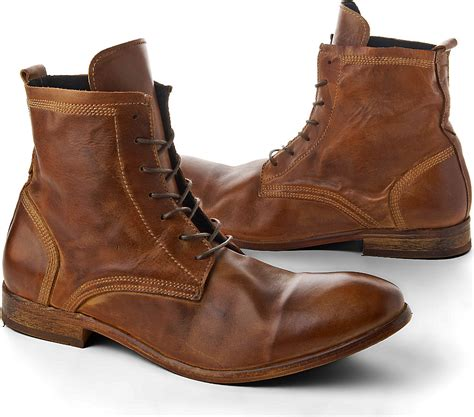 h by hudson swathmore boots for in brown for
