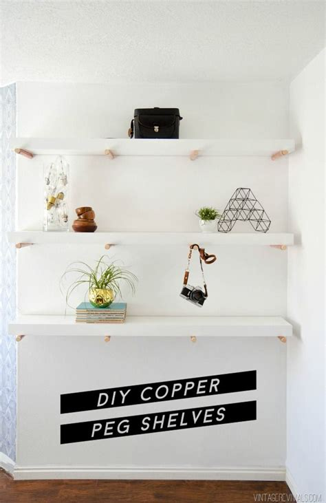 Book Shelf Designs 60 ways to make diy shelves a part of your home s d 233 cor