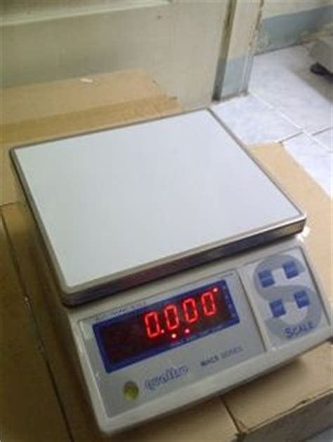 Timbangan Duduk Digital 35 Kg harga timbangan duduk nhonhua kapasitas 5kg 10kg 20kg