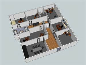 Layout 3d Plan Layout Examples Home Christmas Decoration