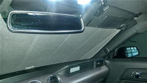 ford mustang sunshade covercraft mustang windshield sunshade 15 18 uv11372sv