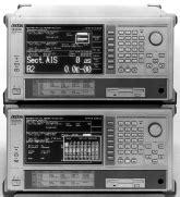 Anritsu Selective Level Meter Ml422c anritsu test equipment connection si es de comprar