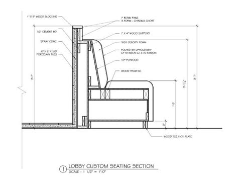 Banquette Section by Banquette Detail Search Documentation