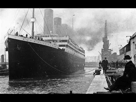 imagenes originales de titanic rms titanic and survivors 1912 original video youtube