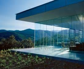 Mountain Home Interior Design Ideas by The Unique Architectural Style Of A Glass House
