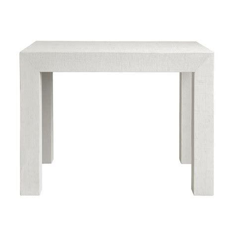 Bungalow 5 Parsons Side Table White