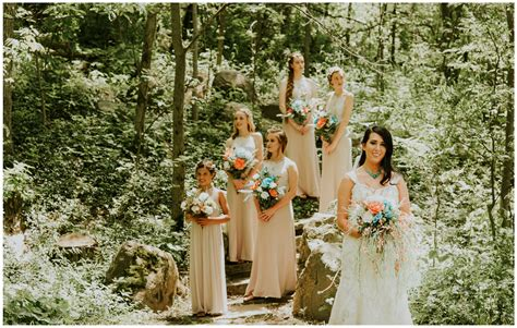 brieann easton unique pocahontas themed wedding toledo ohio adore wedding photography