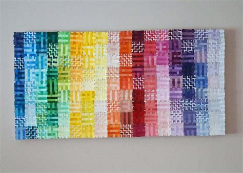 paint swatch wall art takuice com