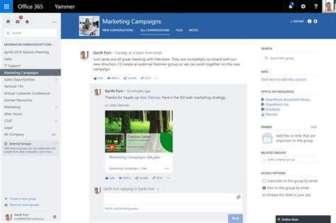 Office Yammer Microsoft To Retire Yammer Enterprise Stand Alone Plan By