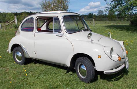 subaru 360 car 1969 subaru 360 deluxe sedan coupe kei micro car