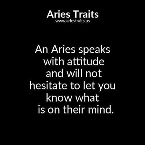 10 amazing quotes about aries personality aries traits