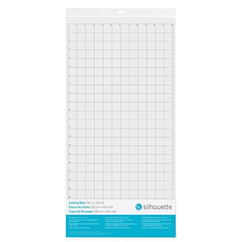 Silhouette Cameo Mats by Silhouette Cameo Cutting Mat 12 Inch By 24 Inch Use With
