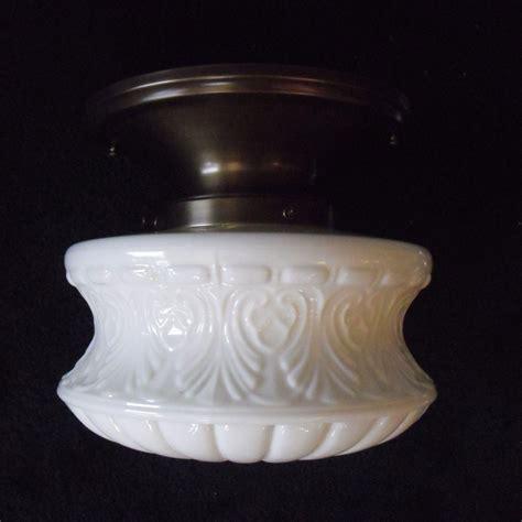 Milk Glass Light Fixtures Milk Glass Light Fixtures Large Antique Pendant Light Fixture With Original Milk Glass Shade C