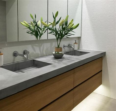 vessel sink countertops sale best 25 polished concrete countertops ideas on