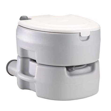 coleman toilet coleman large flush portable cing toilet