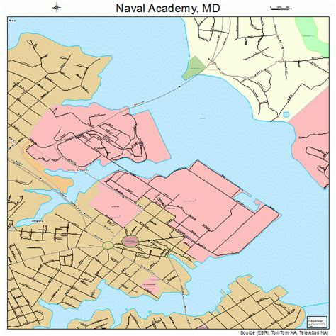 map us naval academy naval academy maryland map 2455050