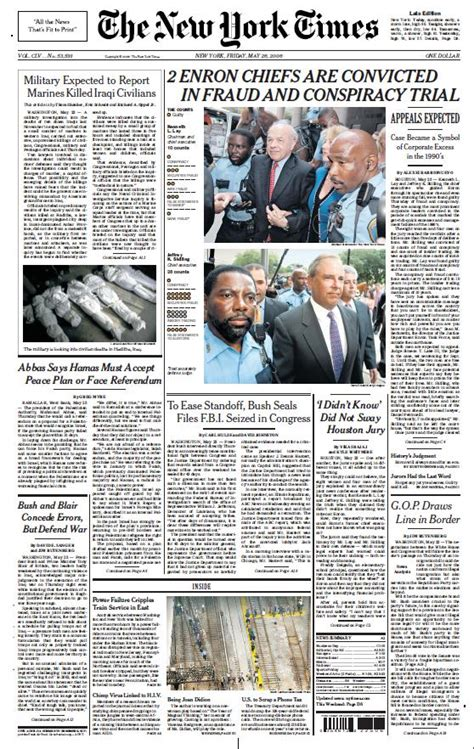 new york times on this day may 25 the new york times