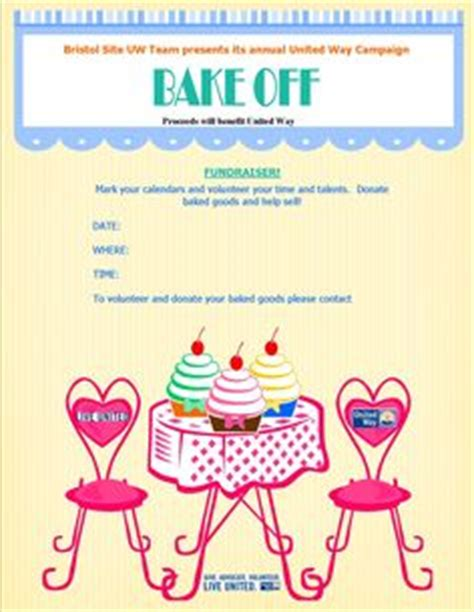 fundraising on pinterest chili cook off flyers and