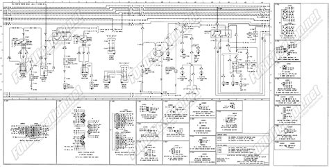 ford truck wiring diagrams schematics fordificationnet