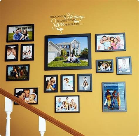 family picture wall ideas 40 best family picture wall decoration ideas
